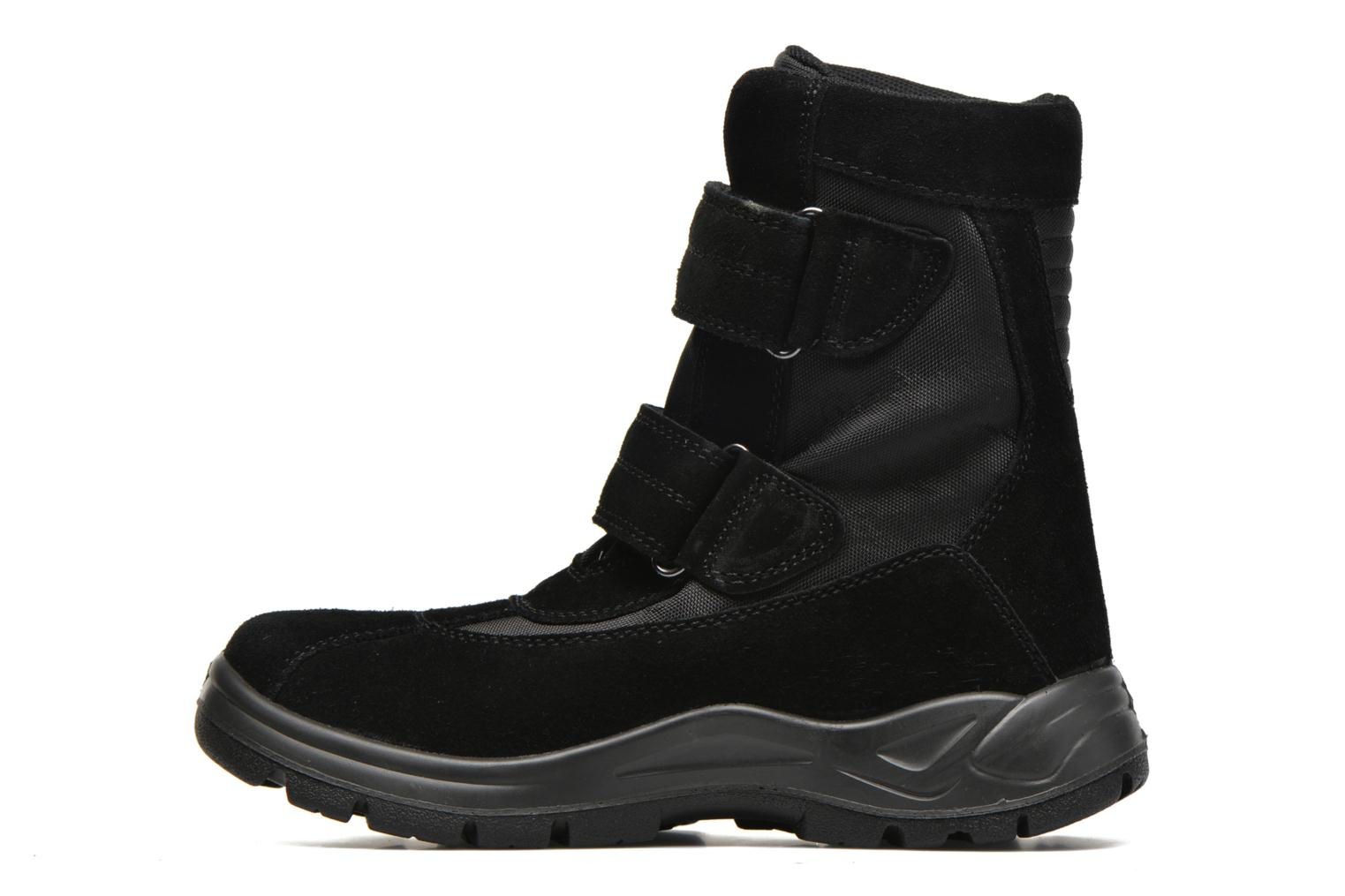 Boots & wellies Naturino Barents Black front view